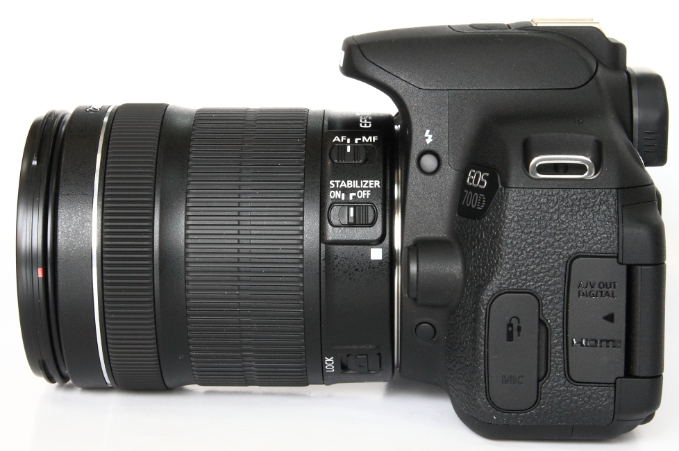 Canon EOS 700D Kit EF-S 18-135mm f/3.5-5.6 IS STM